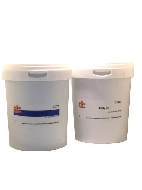 Lab putty 1:1 2x25 kg