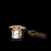 055 890 Dalbo-Plus Standard  Female Part (TE) Elliptic Complete