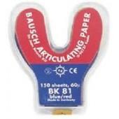 BK81 artikulatiepapier